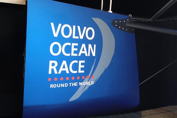CNERGIA na VOLVO OCEAN RACE LISBOA 2015
