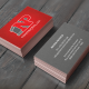 Realistic Business Card-portfolio