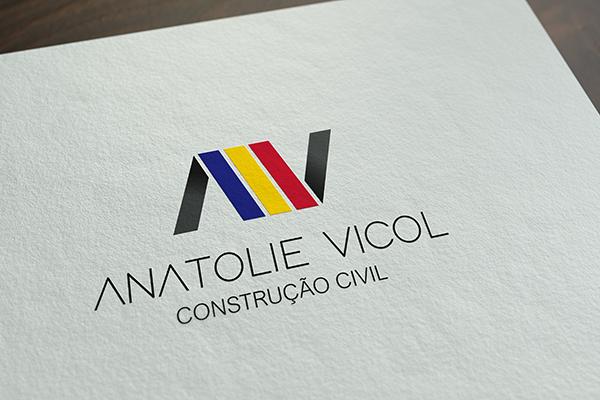 IDENTIDADE VISUAL CORPORATIVA ANATOLIE VICOL